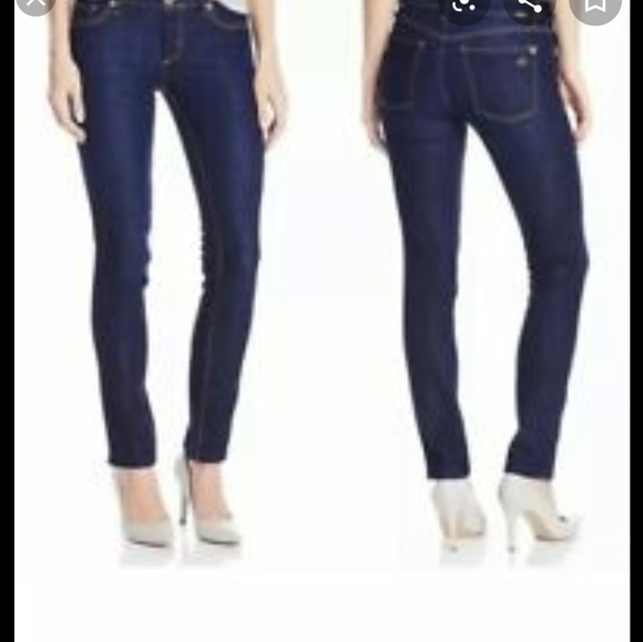 DL1961 Denim - DL1961 Jeans Angel Mid Rise Skinny Ankle Berlin